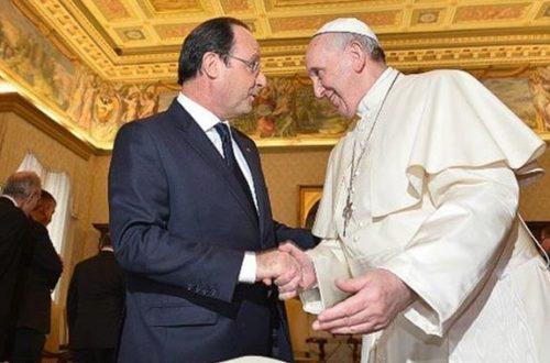 Article : François et François