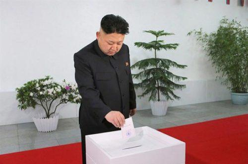 Article : Tour du monde électoral